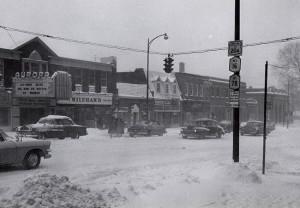 Aurora Theatre 1954