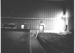 Aurora Theatre Interior 1970's