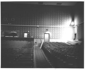 Aurora Theatre Interior 1970's