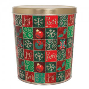 Holiday Checker Tin