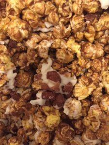 aurora theatre popcorn shop, artisan popcorn