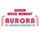 Aurora Theatre senior movie moment package, 2 senior Admission, $5 Concession Bucks, Large Candy