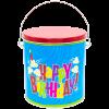 Birthday tin