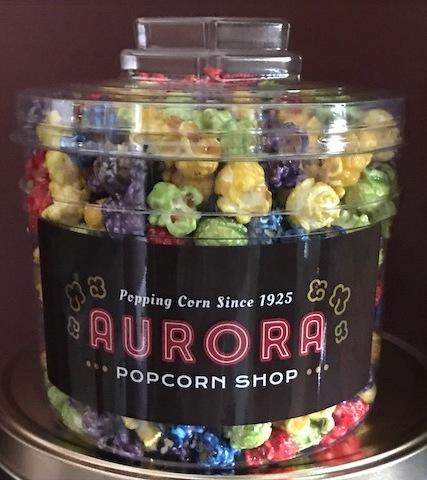 Fundraiser Popcorn